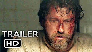 THE VANISHING Official Trailer (2019) Gerard Butler Thriller Movie HD