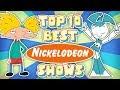Top 10 BEST Nickelodeon Cartoons