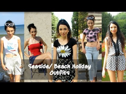 Seaside/ Beach Holiday Outfits Clothing | OOTW Fashion 2014