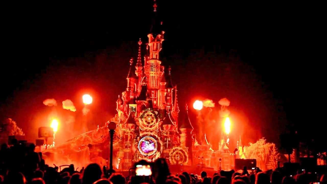Disneyland Paris at Night Disneyland Paris New Night
