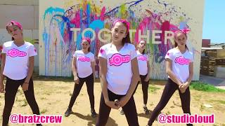Download Lagu Run up - Major Lazer feat. PARTYNEXTDOOR & Nicki Minaj || Choreography by : Shaked David Gratis STAFABAND