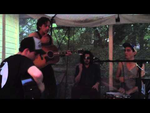 The Deck Sessions 2013: Somebody Language - Dear David