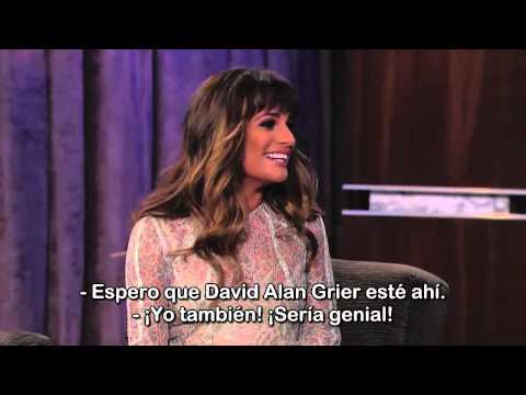 Lea Interview. -Traducida-