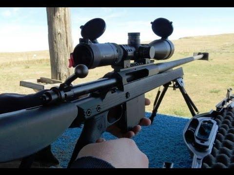 Armalite AR-30 .338 Lapua Magnum - Rex Reviews (Quick Look)