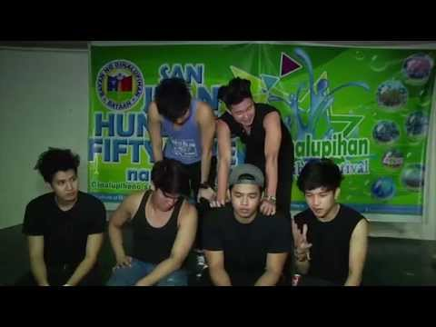 Chicser's concert in Dinalupihan