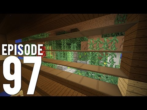 Hermitcraft: Episode 97 - The Secret Storage Room video