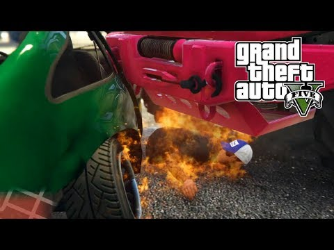 GTA 5 Online PC | CAT vs MOUSE 21 |  MOUSE IN THE HOUSE