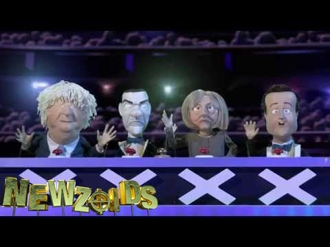 Newzoids - Britain's Got Tories