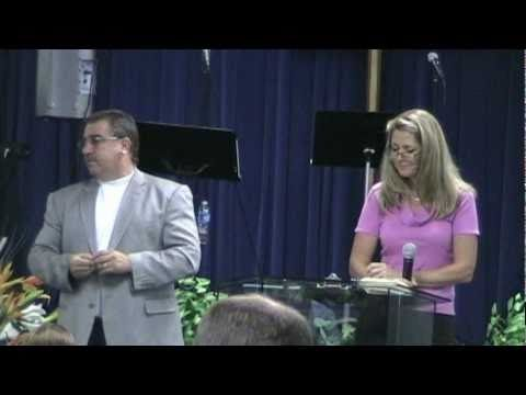 Part 4 - Holy Communion. Visit us at http://www.solidrockchristianchurch.org.