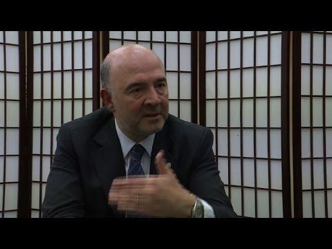 EU's Moscovici says Greek debt relief deal 'very close'