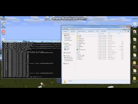 How To Make a Minecraft Bukkit Server 1.6.2|1.5.1|1.4.7 Any Version!   Super Eas