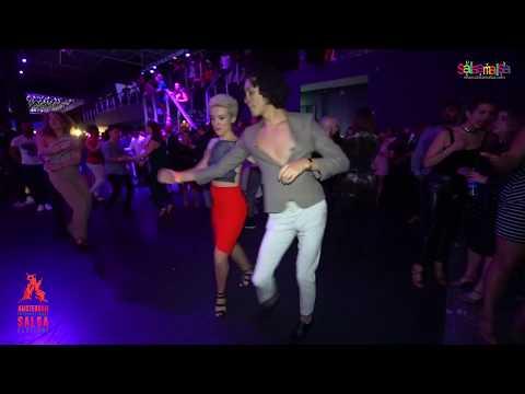 MARTINA PLACERES & ELOY J ROJAS SOCIAL SALSA | AISF 2019