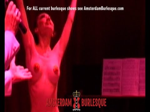 Real burlesque Shows in Amsterdam