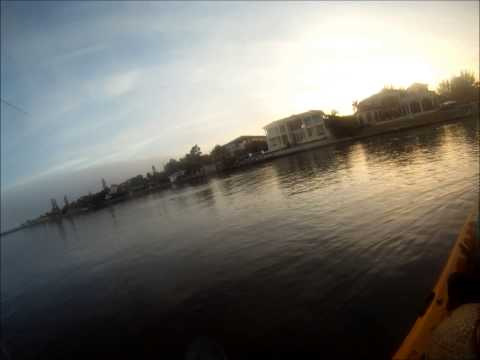 Florida Kayak Fishing Sarasota Bay with Ed polan Gator trout and redfish
