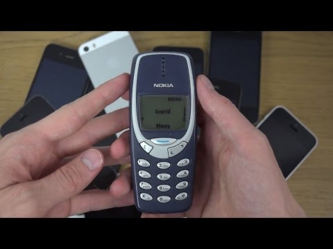 Nokia 3310 Bend Test (iPhone 6 Plus Follow-up)