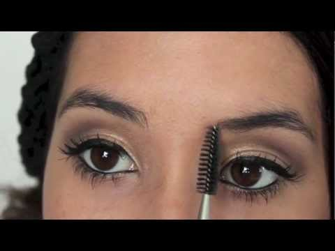 How to Trim Your Eyebrows! + My Eyebrow Routine and Tips!