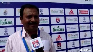 RFYS: Kolkata Jr. Boys - DAV Public School - Kharagpur Interview