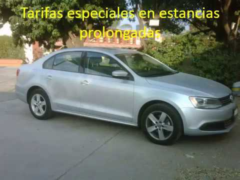 Car Rental-Rent a Car in Celaya Gto.Video presentacion gam
