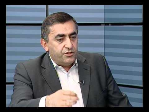 """""""Երկրի հարցը"""" Արմեն Ռուստամյան 08.05.2012"""