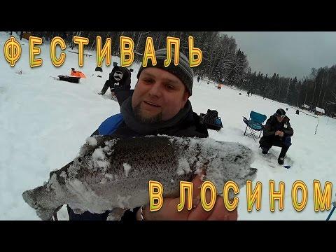 лосиный остров рыбалка видео