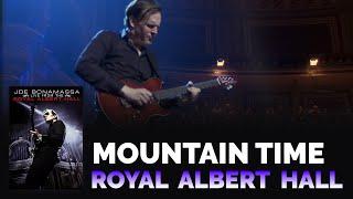 Joe Bonamassa Mountain Time Royal Albert Hall Live 2009