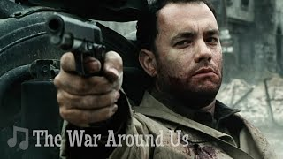 THE WAR AROUND US - Trap New School Hip Hop Rap Beat Instrumental