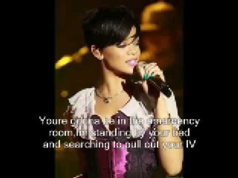 Emergency Room Ft Rihanna Lyrics