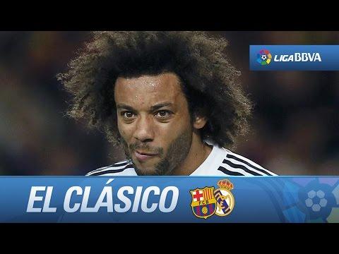 Impresionante detalle de Marcelo