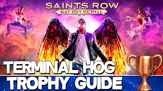 Saints Row: Gat out of Hell | Terminal Hog Trophy Guide
