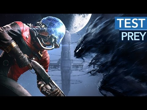 Prey (2017) - Test zum Alien-Shooter à la Bioshock