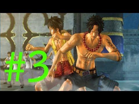 One Piece:Pirate Warriors-Воссоединение[3 серия]