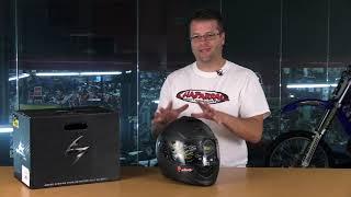 Scorpion EXO ST1400 Carbon Full Face Helmet Detailed Breakdown EXO-ST1400