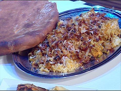 طريقة عمل أرز برياني على طريقة الشيف #محمود_عطيه من برنامج #سهل_وبسيط #فوود