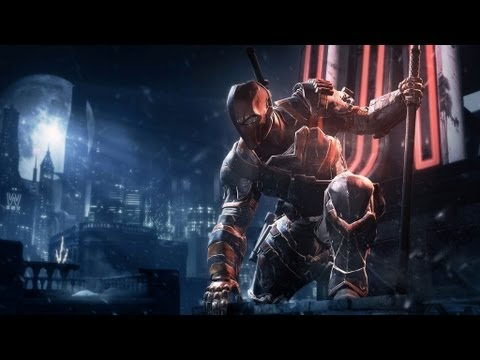 Injustice: Gods Among Us - Deathstroke - Classic Battles on Very Hard