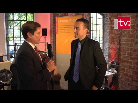 Riedel Networks on ancotel.TV at cnX6 in Frankfurt, Germany on October 15, 2012