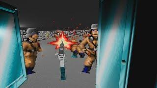 Wolfenstein 3D in VR! (Oculus Rift)