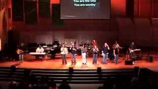 Watch Paul Baloche You Are The One video