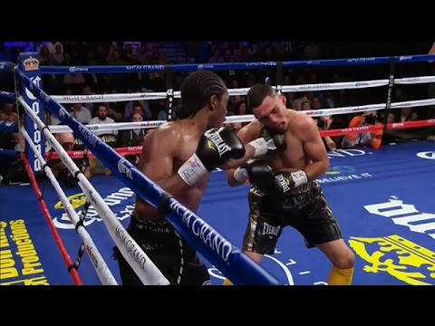 Amir Imam 5th Round TKO Replay - SHOWTIME CHAMPIONSHIP BOXING