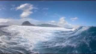 Virtual Reality Tour | Kitesurfing: Dmitry Evseev | Le Morne | Mauritius