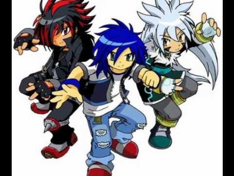 Sonic, Shadow y Silver (Big Time Rush)