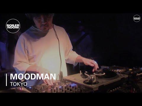 Moodman Boiler Room Tokyo DJ Set