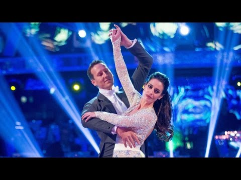 Kirsty Gallacher & Brendan Cole Waltz to 'Vincent' - Strictly Come Dancing: 2015