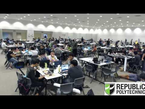 Global Game Jam 2016 (Singapore) Live Stream