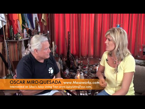 Learning from indigenous people - Don Oscar Miro-Quesada