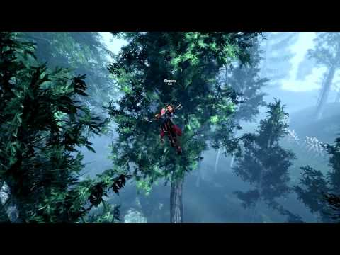 Blade and Soul Online Tour with Steparu 02 Mystic Forest HD