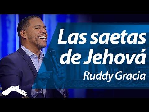 Las saetas de Jehová - Ruddy Gracia (Ensancha 2014)