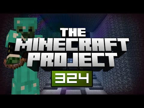 Diamond Chests! - The Minecraft Project | #324