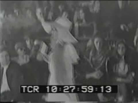 Pattie Boyd Mod Fashion Show Video