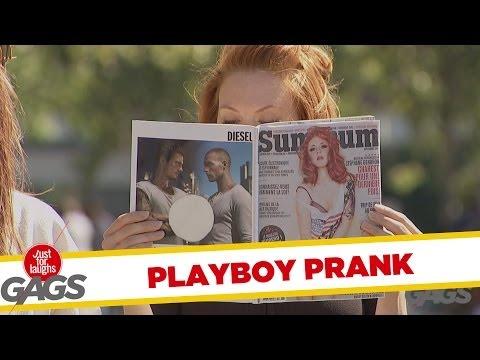 Versteckte Kamera - Jesus Hates Playboy