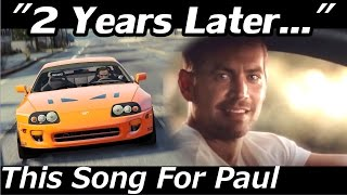 A Tribute to Paul Walker - See You Again in Grand Theft Auto V (GTA 5 Short Film)